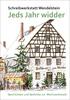 Abbildung des Titelbildes von 'Jeds Jahr widder'